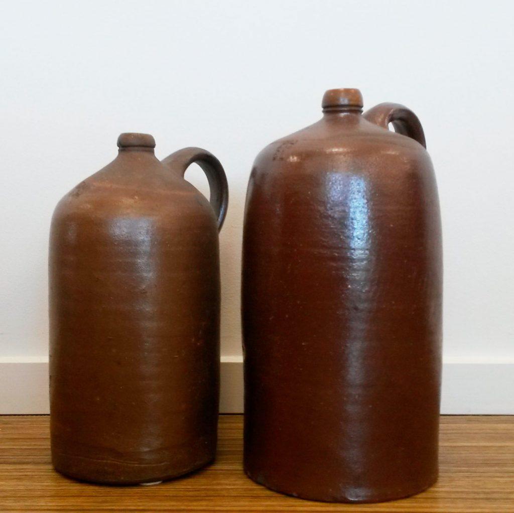 boligtilbehoer stentoejsdunk glaseret keramik 2stk