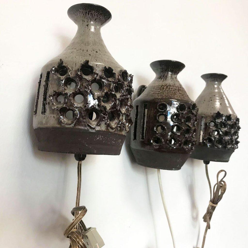 dekohjem keramiklamper med huller