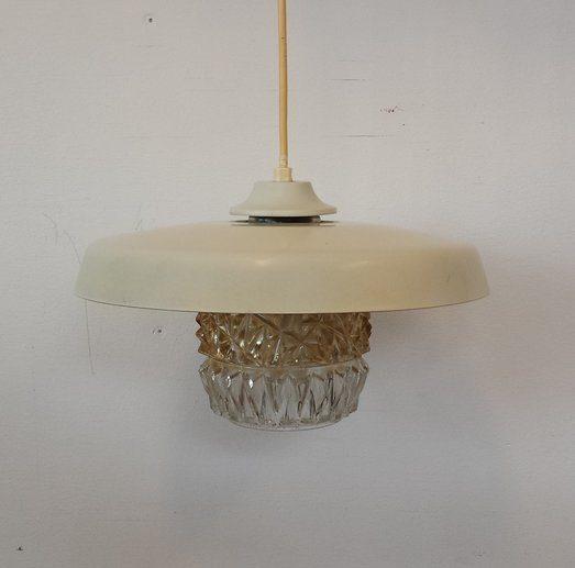 boligtilbehoer loftslampe glas metal rahvid