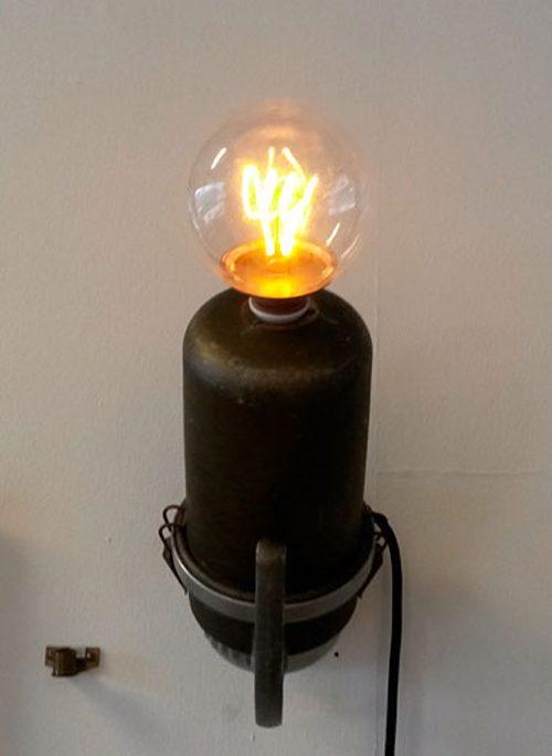 boligtilbehoer vaeglampe haandstoevsuger groen
