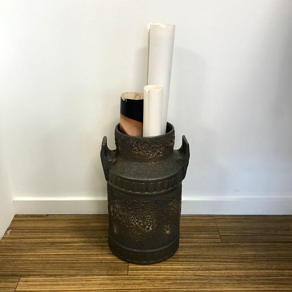 dekohjem boligtilbehoer flot og stor gulvvase keramik