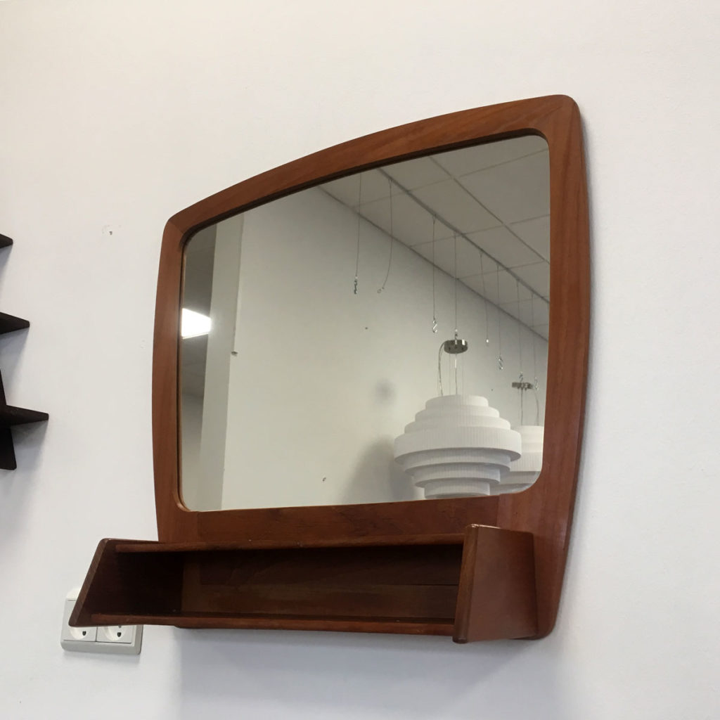spejl teak