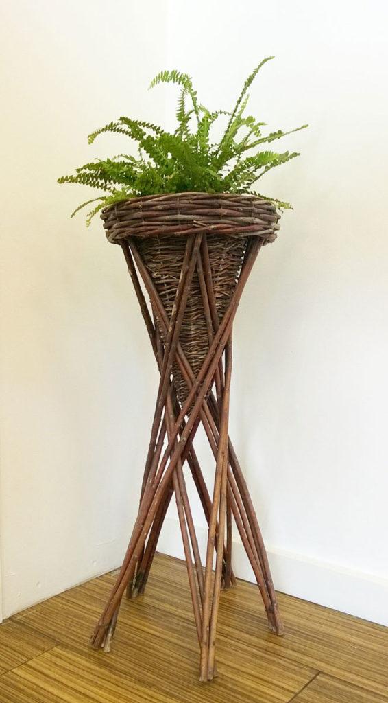 boligtilbehoer varia blomsteropsats bambus