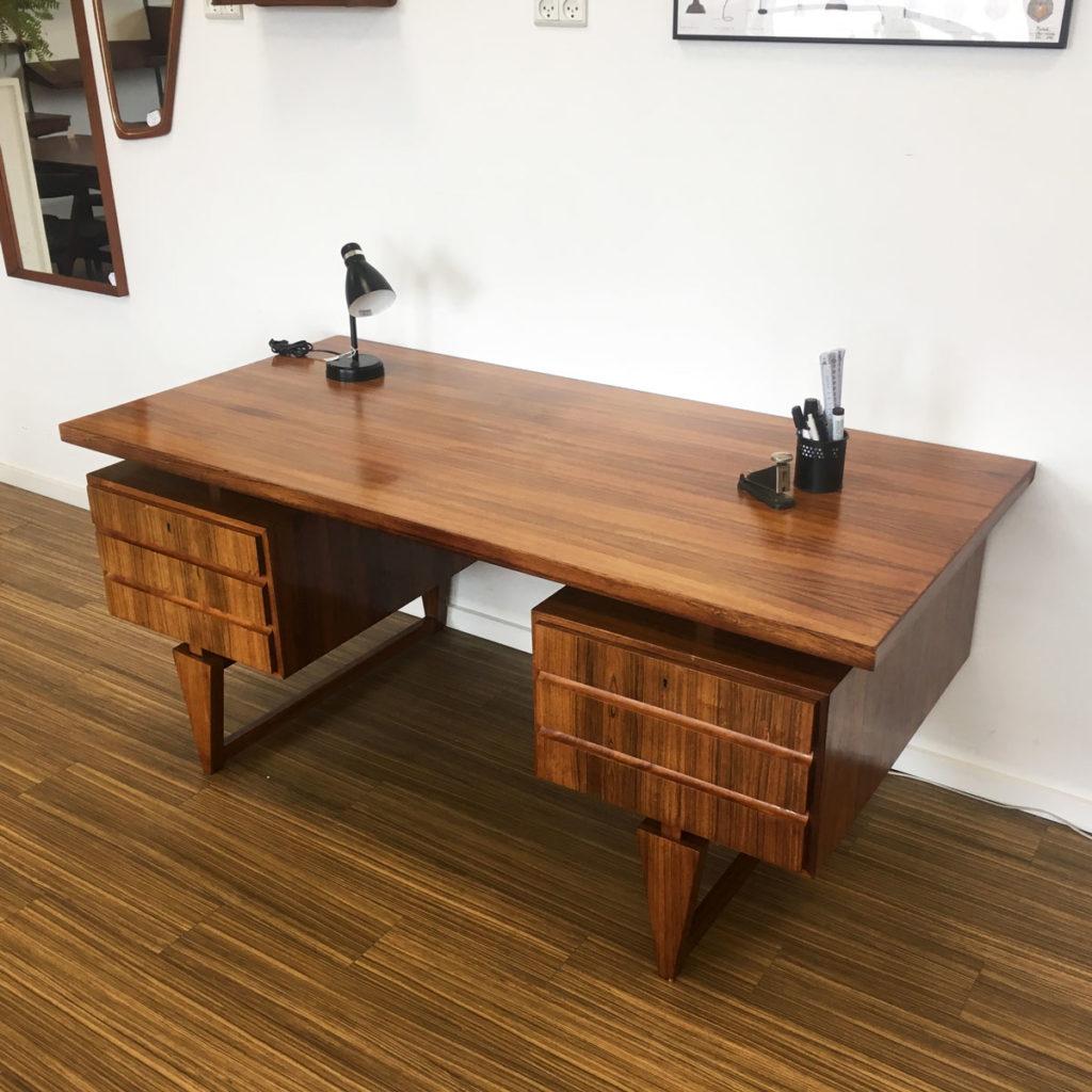 skrivebord palisander