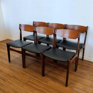 spisebordsstole teak